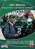 Art Briles:Shield Punt & Offensive Schemes (DVD) by Nike Coach of the Year Clinics
