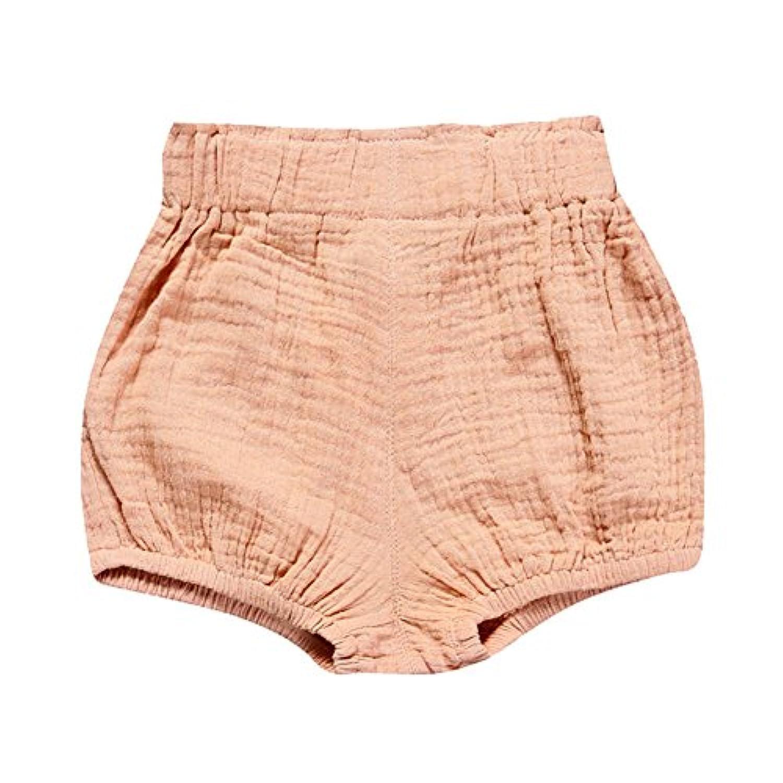 ママが考えた オールシーズン使える ショートパンツ 子供服 ファムベリー ブルマ ベビー かぼちゃパンツ 短パン 赤ちゃん ベビー 大人気