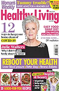 Woman's Weekly Healty Living (English Edition)