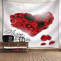 GLYYタペストリー 風景写真パネル オフィスやお家のおしゃれなインテリアに 壁飾り 150*130 CM 壁掛け アートとして プレゼントギフト贈り物 内祝い A36