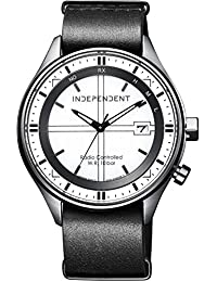 [シチズン]腕時計 INDEPENDENT インディペンデント TIMELESS line ソーラーテック 電波時計 KL8-643-10 メンズ