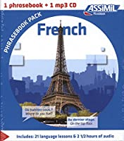 Kit French (Phrasebook + 1 CD MP3): Phrasebook 1 3)LF-Learning French