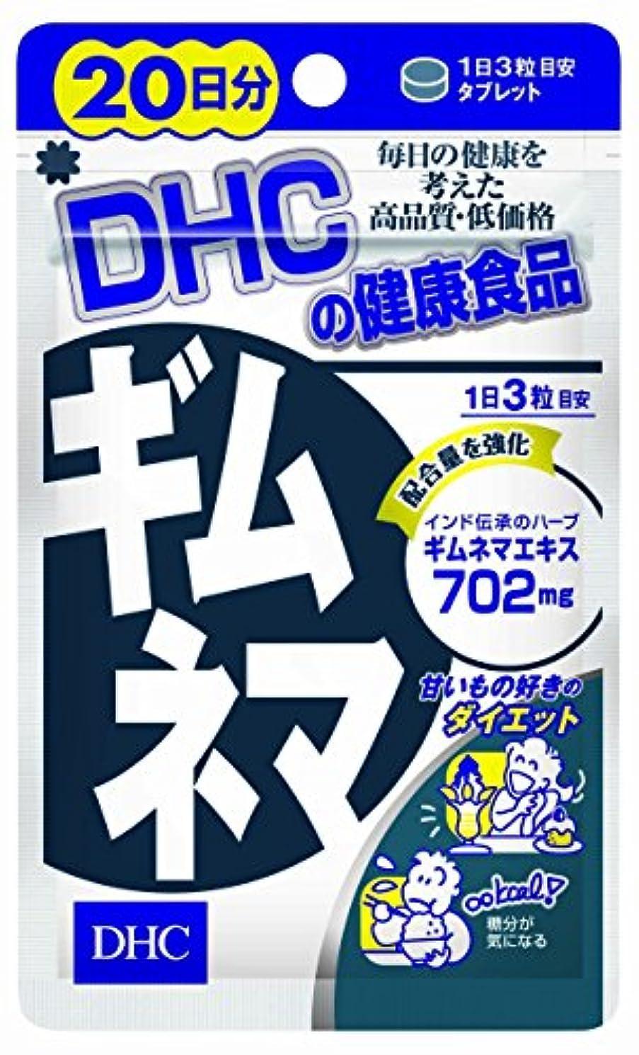 繊維分子フルーティー【まとめ買い】DHC(ディーエイチシー) ギムネマ 20日 ×2セット