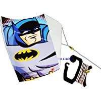 Batman the Brave and the Bold 60cm SkySled Kite