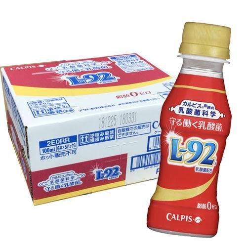 【1ケース30本】カルピス 守る働く乳酸菌 L-92 100...