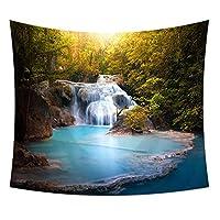 Chaopeng 風景シリーズ家の装飾タペストリー壁掛け壁の装飾ビーチタオル毛布 (Style : 4)
