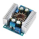 dcdc コンバーター DROK 定電流ブースト 電圧レギュレータ モジュール DC 10-32V ステップアップ DC 10-46V 150W 8A 可変出力 150W  昇圧的な電圧コンバータ トランス 電源ボード