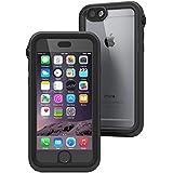 【日本正規代理店品】 catalyst 5m完全防水・防塵・耐衝撃ケース for iPhone 6 Plus 完全防水ケース ブラック CT-WPIP145-BK