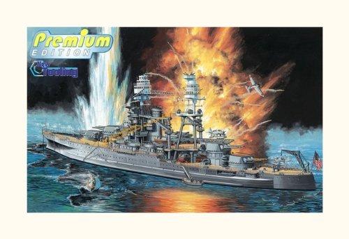 ドラゴン 1/700 U.S.S.戦艦 アリゾナ BB-39 1941 プレミアムエディション