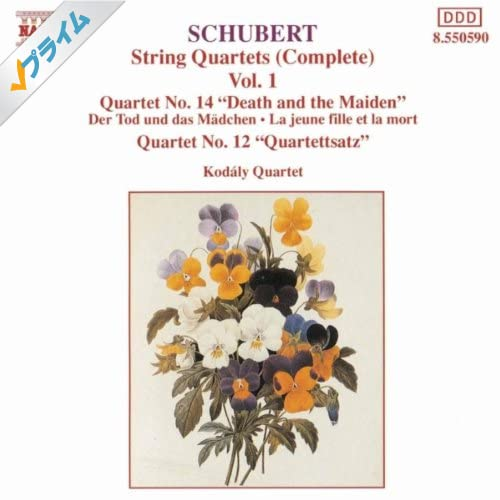 "String Quartet No. 14 in D minor, D. 810, ""Death and the Maiden"": II. Andante con moto"