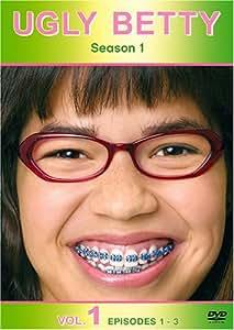アグリー・ベティ シーズン1 Vol.1 [DVD]