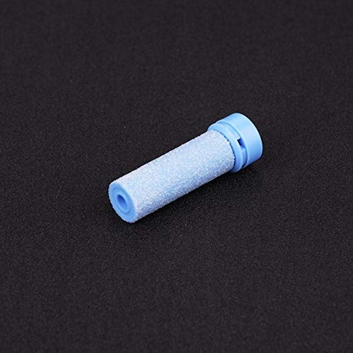 泣き叫ぶ形状親CELINEZL CELINEZL交換用研磨ローラーペディキュアフットケアカルスリムーバーヘッドフットファイルローラースキンリムーバーアクセサリー