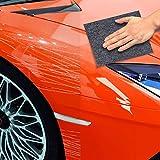 [メーカー純正品]カースクラッチ修復 クロス 拭くだけで簡単 傷・スクラッチ・ステッカー跡・落書き消しリカーバリー 車 傷消し、拭くだけギズリペア、ステッカー跡消し ドアノブ爪の跡消し 拭くだけ簡単便利 車 キズ消し 特殊加工シート 多目的 修理 ポリッシュ ライトペイント スクラッチ ナノテクノロジー カー修理キット 擦り傷や擦り傷用