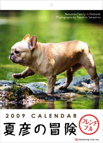 夏彦の冒険/坂下康裕2009カレンダー C-203-NA