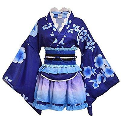 TWO L 浴衣ドレス 女の子 和風 羽織 上着
