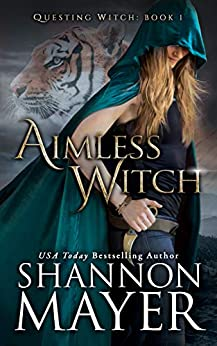 Aimless Witch (Questing Witch Series Book 1) by [Mayer, Shannon]