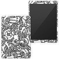 igsticker iPad Air 10.5 inch インチ 専用 apple アップル アイパッド 2019 第3世代 A2123 A2152 A2153 A2154 全面スキンシール フル 背面 液晶 タブレットケース ステッカー タブレット 保護シール 008318