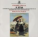 ラロ:スペイン交響曲、ノルウェー狂詩曲