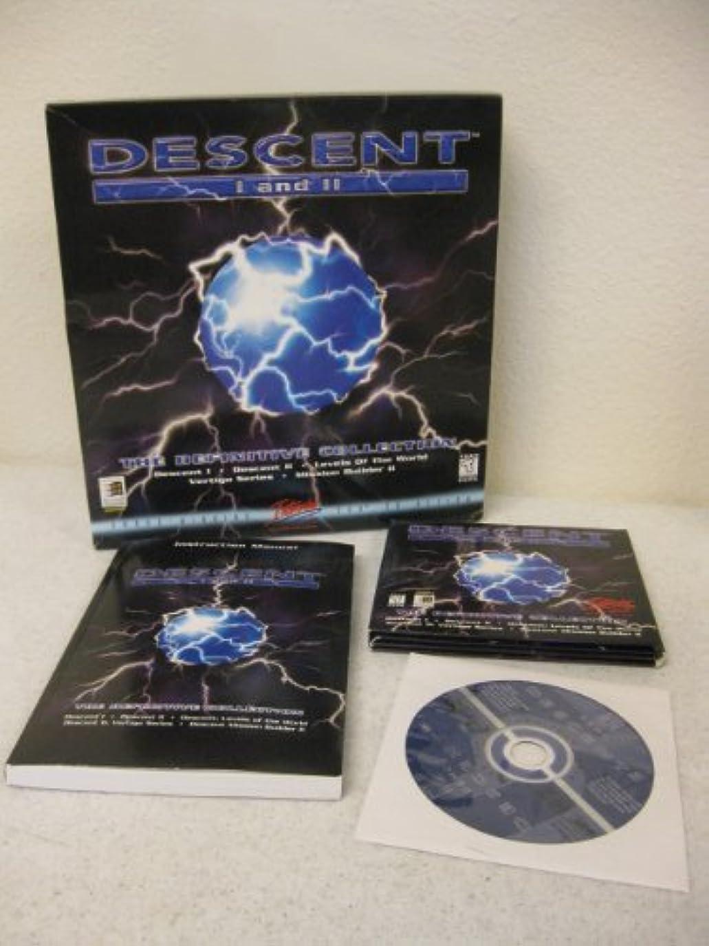 証言する二年生取り戻すDescent 1 & 2: The Definitive Collection (輸入版)