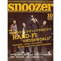 snoozer (スヌーザー) 2007年 10月号 [雑誌]
