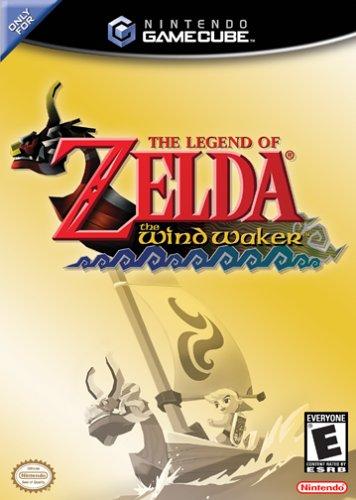 Legend of Zelda: The Wind Walk...