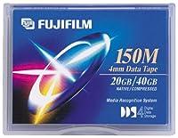 富士フイルム DDS-4 DG4-150M 4ミリ データカートリッジテープ 20/40GB(圧縮時) DDS DG4-150M W