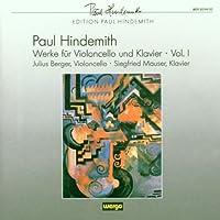 Hindemith:Piano&Cello Wks 1