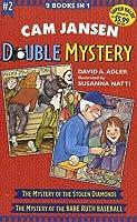 Cam Jansen Double Mystery #2