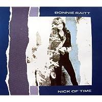 Nick of time [Single-CD]