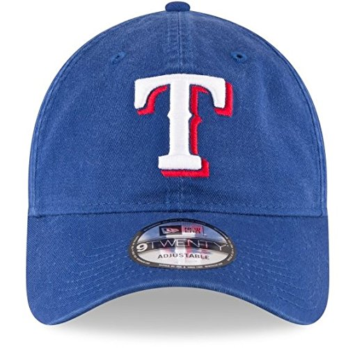 NEW ERA (ニューエラ) MLBカジュアルキャップ (9TWENTY 920 MLB CAP) テキサス・レンジャーズ