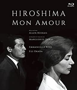 二十四時間の情事(ヒロシマ・モナムール)Blu-ray