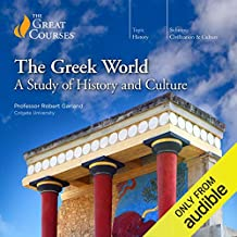The Greek World: A Study of History and Culture
