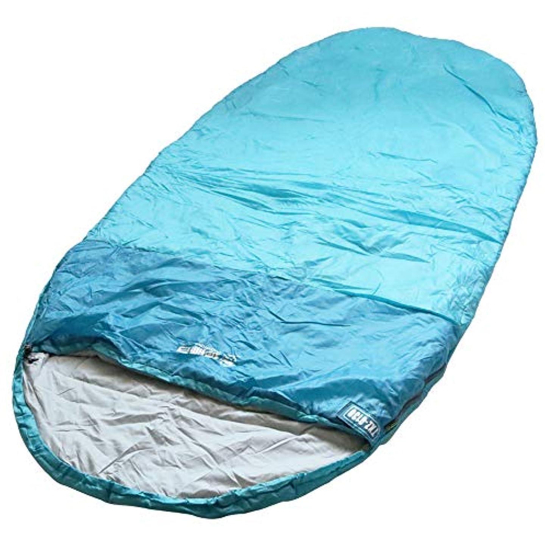 期待試してみるぼかすSUGGEST 寝袋 シュラフ 封筒型 コンパクト 収納袋付き 手洗い可能