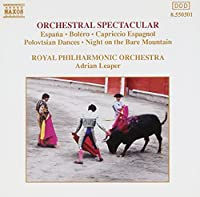 Orchestral Spectacular by VARIOUS ARTISTS (1994-02-15)
