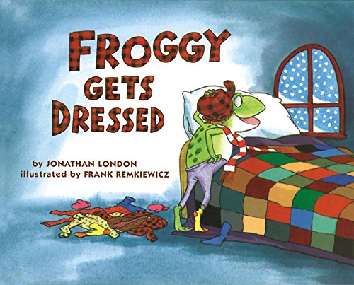 Froggy Gets Dressedの詳細を見る