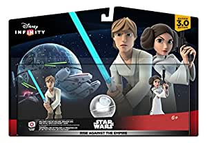 ディズニーインフィニティ 3.0プレイセット・パック:スター・ウォーズ/帝国への反撃(ルーク/レイア)