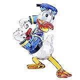 スワロフスキー SWAROVSKI クリスタル フィギュア Disney ディズニー ドナルドダック 5063676 [並行輸入品]