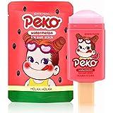 ホリカホリカ [スイートペコエディション] スイカ アイス サン スティック 14g / Holika Holika [Sweet Peko Edition] Watermellon Ice Sun Stick SPF50...