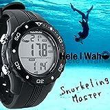 Hele i Waho スノーケリングマスター ダイバーズウォッチ 腕時計 OMER オマー [205780010000]