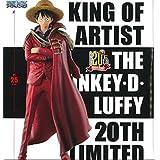 ワンピース KING OF ARTIST THE MONKEY. D. LUFFY -20th LIMITED- ルフィー20周年