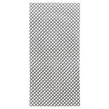 InterDesign シンク 用 流し 保護マット Stari XL サイズ グラファイト グレー 59323EJ
