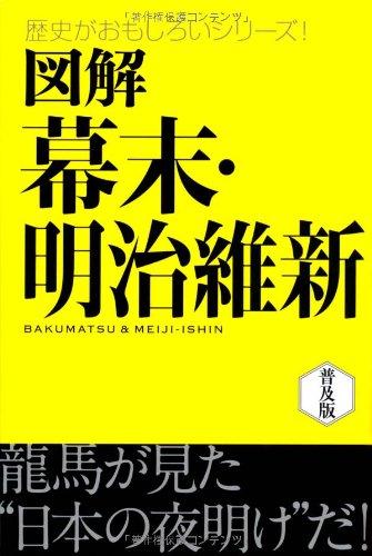図解 幕末・明治維新 (歴史がおもしろいシリーズ!)の詳細を見る