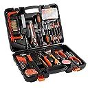 ツールキット LESHP 精密ツール ホームツールセット 工具セット 作業道具セット ガレージツールセット ツールキット 家庭修理 作業用 100点