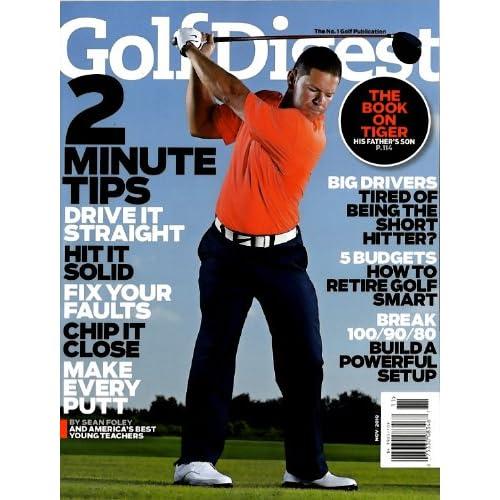 Golf Digest [US] November 2010 (単号)