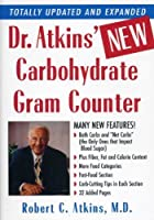 Dr. Atkins' New Carbohydrate Gram Counter by M.D., Robert C. Atkins(1996-12-10)