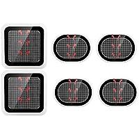 スレンダートーン対応 EMS互換交換パッド スレンダートーン 交換パッド3枚*2セット