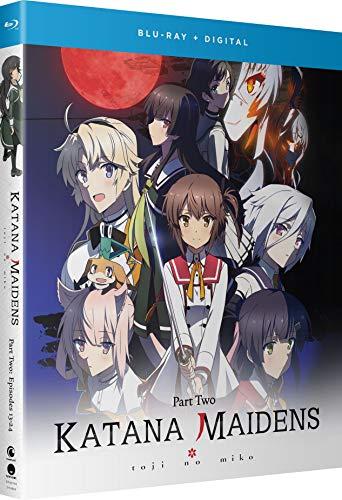 Katana Maidens: Toji No Miko - Part Two [Blu-ray]