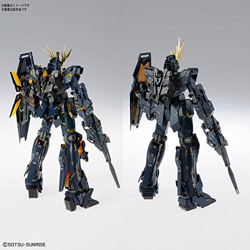 MG 機動戦士ガンダムUC ユニコーンガンダム2号機 バンシィ Ver.Ka 1/100スケール 色分け済みプラモデル