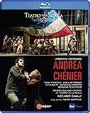 ジョルダーノ : オペラ《アンドレア・シェニエ》 / ユシフ・エイヴァゾフ & アンナ・ネトレプコ、ミラノ・スカラ座管弦楽団 (Giordano : Andrea Chénier / Anna Netrebko & Yusif Eyvazov, Teatro alla Scala) [Blu-ray] [Import] [日本語帯・解説付き] [Live]