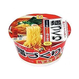 東洋水産 マルちゃん 麺づくり 鶏ガラ醤油 97g カップ